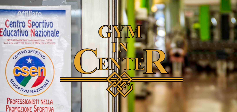 Gym in Center