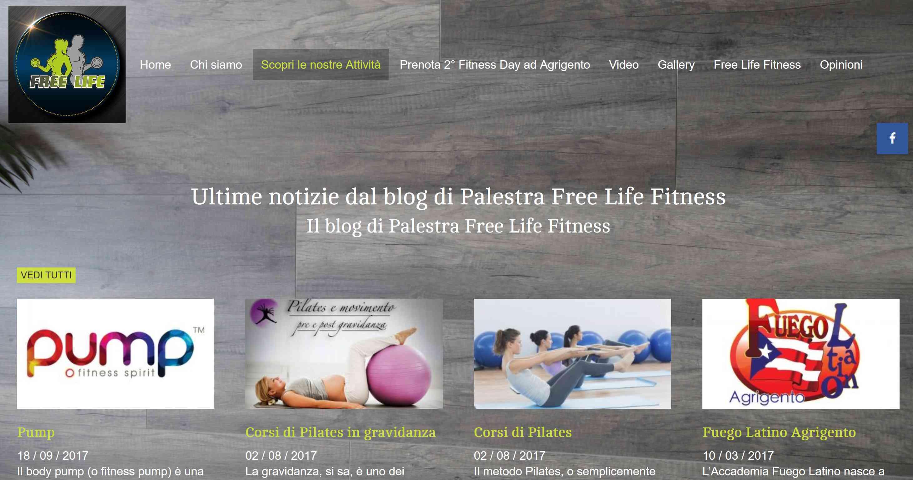 Palestra free life