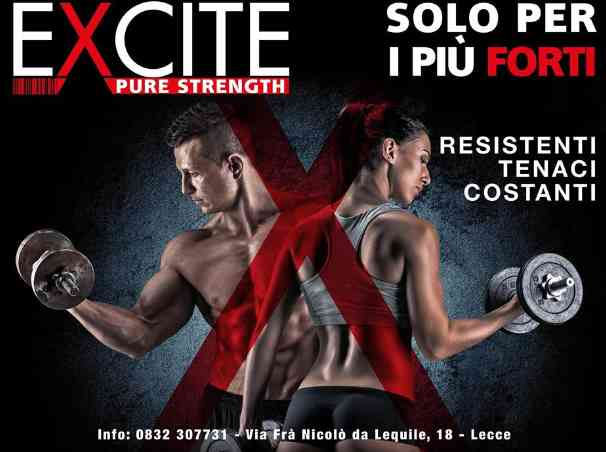 Excite Palestra pure strenght