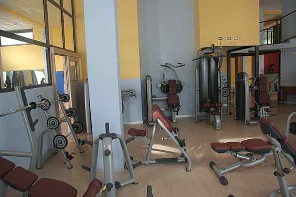 Palestra Elite Gym