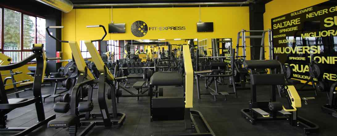 Fit Express  – Latina