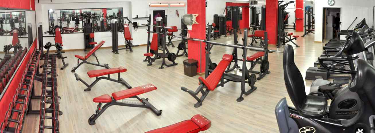 SSD Fitness Point
