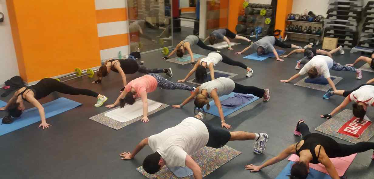 Palestra Physical Center