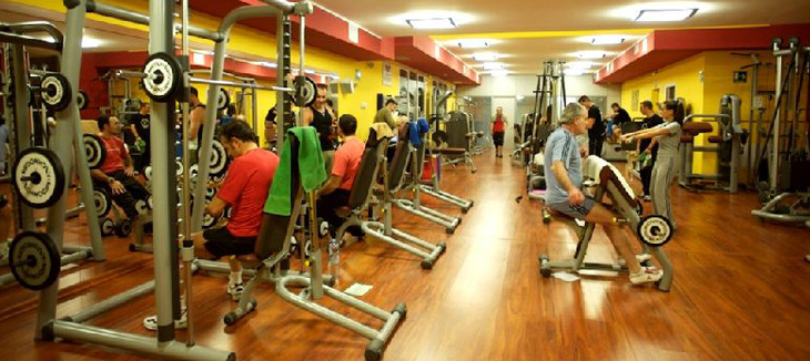 SPAZIO FITNESS club