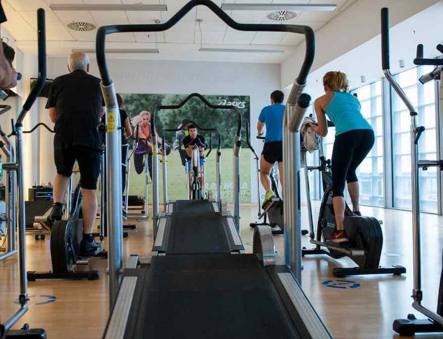 FIT MI – Fitness Club – Palestra Regione